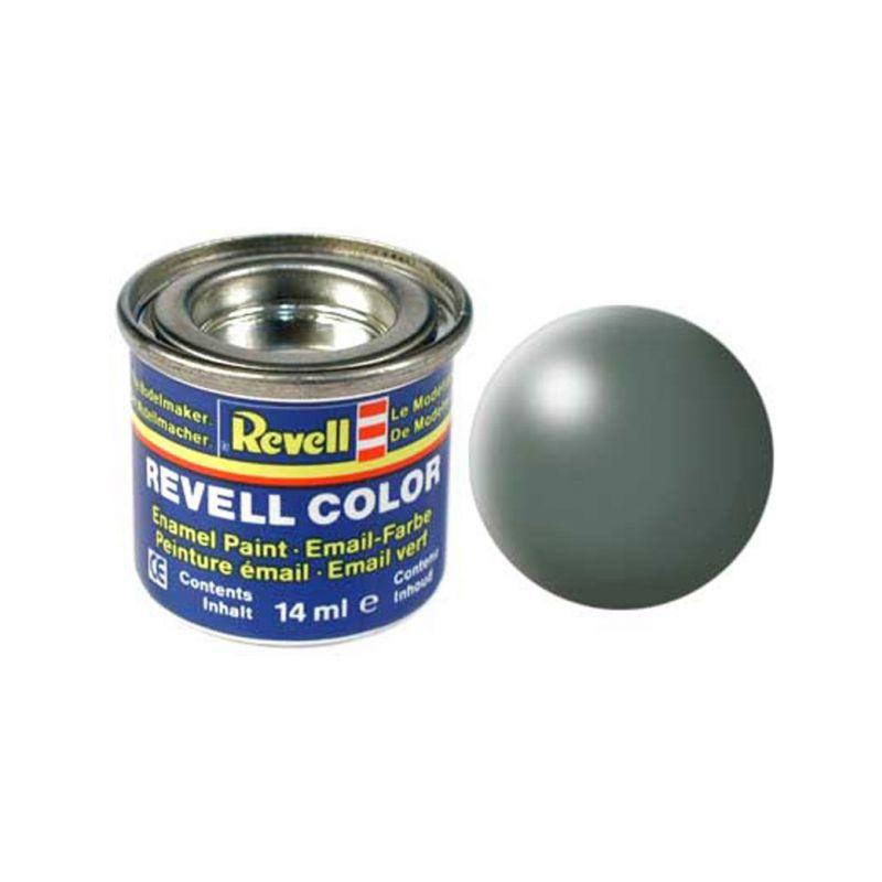 Revell emailová barva #360 zelená polomatná 14ml - 1