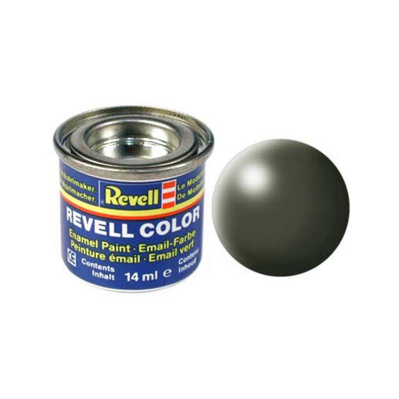 Revell emailová barva #361 olivově zelená polomatná 14ml - 1