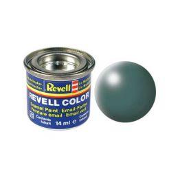 Revell emailová barva #364 listově zelená polomatná 14ml - 1