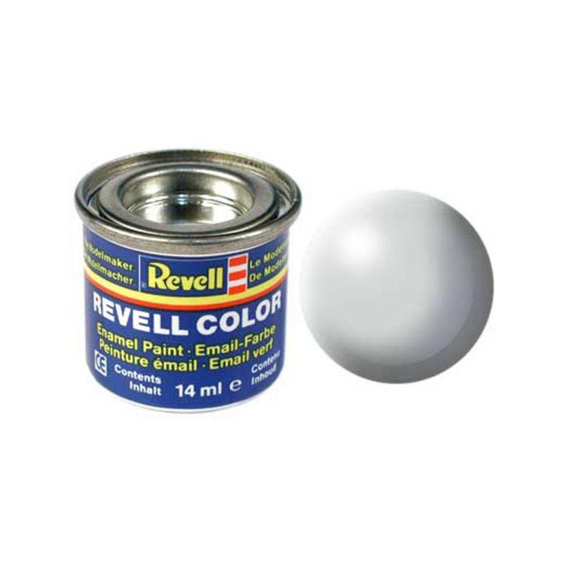 Revell emailová barva #371 světle šedá polomatná 14ml - 1
