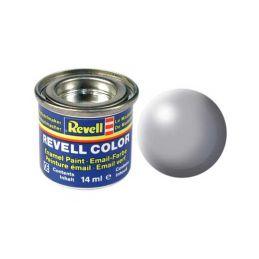 Revell emailová barva #374 šedá polomatná 14ml - 1