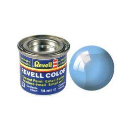 Revell emailová barva #752 modrá transparentní 14ml - 1