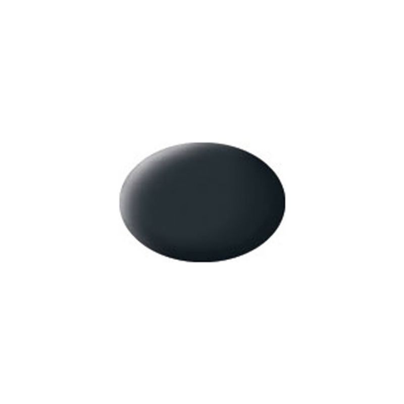 Revell akrylová barva #9 antracitová šedá matná 18ml - 1