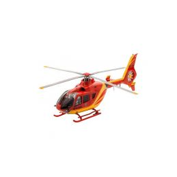 Revell vrtulník EC 135 Air-Glaciers (1:72) sada - 1