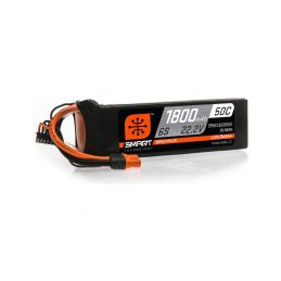 Spektrum Smart LiPo 22.2V 1800mAh 50C IC3 - 1