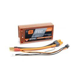 Spektrum Smart LiPo 7.4V 3700mAh 100C Short HC - 1