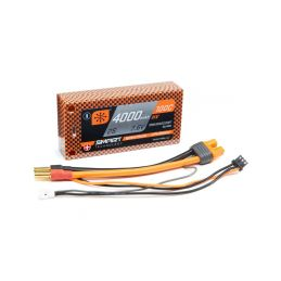 Spektrum Smart LiHV 7.6V 4000mAh 100C Short HC - 1