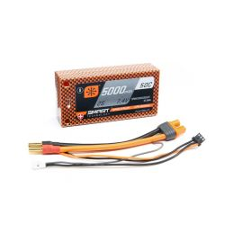 Spektrum Smart LiPo 7.4V 5000mAh 50C HC - 1