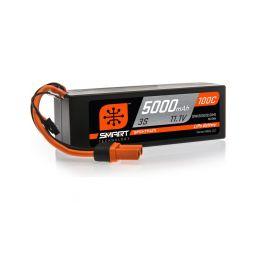 Spektrum Smart LiPo 11.1V 5000mAh 100C HC IC5 - 1