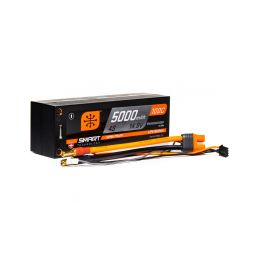 Spektrum Smart LiPo 14.8V 5000mAh 100C Short HC - 1