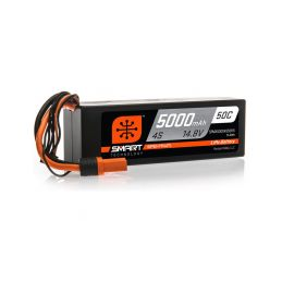 Spektrum Smart LiPo 14.8V 5000mAh 50C HC IC5 - 1