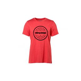 Traxxas tričko Radio Control červené S - 1