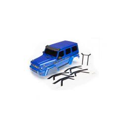 Traxxas karosérie Mercedes-Benz G 500 kompletní modrá - 1