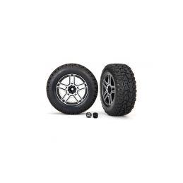 """Traxxas kolo 2.6"""" (2): Mercedes G500 - 1"""