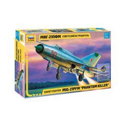 Zvezda MiG-21PFM Phantom Killer (1:72) - 1