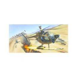 Academy Hughes 500D Tow Helicopter (1:48) - 1