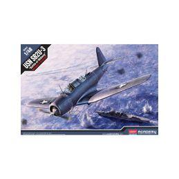 Academy Vought SB2U-3 Battle of Midway (1:48) - 1