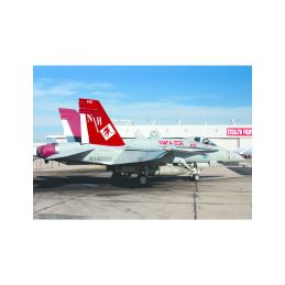 Academy McDonnell F/A-18A+ USMC VMFA-232 Red Devils (1:72) - 1