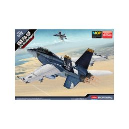 Academy McDonnell F/A-18F USN VFA-103 Jolly Rogers MCP (1:72) - 1