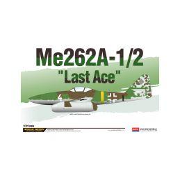 Academy Messerschmitt Me262A-1/2 Last Ace (1:72) - 1