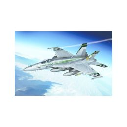 Academy McDonnell F/A-18E USN VFA-195 Chippy Ho (1:72) - 1