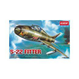 Academy Suchoj Su-22 Fitter (1:144) - 1