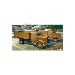 Academy German Cargo Truck E/L (1:72) - 1