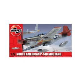 Airfix North American P-51D Mustang (1:72) - 1