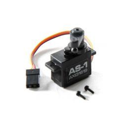 Axial servo AS-1 micro: SCX24 - 1