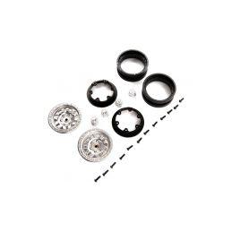 """Axial disk 1.9"""" KMC Machete, beadlock, satin (2) - 1"""