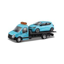 Bburago odtahovka s Renault Clio - 1
