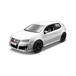 Bburago Volkswagen Golf GTI 1:32 bílá - 1