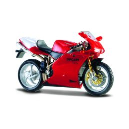 Bburago Ducati 998R 1:18 - 1