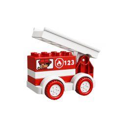 LEGO DUPLO - Hasičské autíčko - 1
