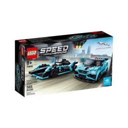 LEGO Speed Champions - Formula E Panasonic Jaguar Racing GEN2 car & Jaguar I-PACE eTROPHY - 2