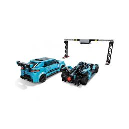 LEGO Speed Champions - Formula E Panasonic Jaguar Racing GEN2 car & Jaguar I-PACE eTROPHY - 3