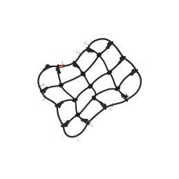 Robitronic poutací síť z háčky 15x12cm černá - 1