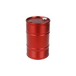 Robitronic barel hliníkový červený - 1