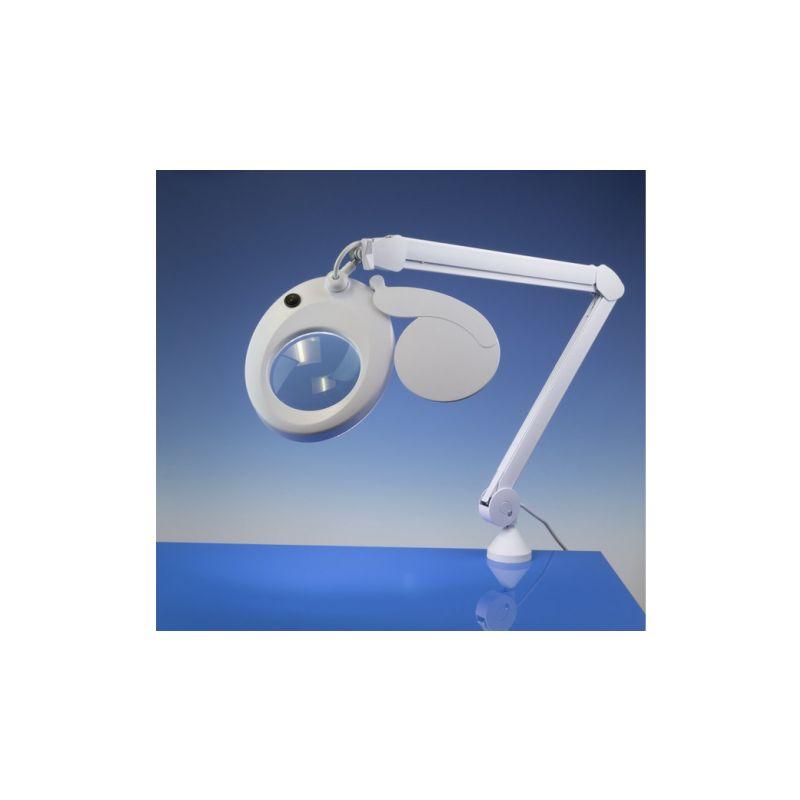 Lightcraft stolní lampa Slim Line LED s lupou - 1
