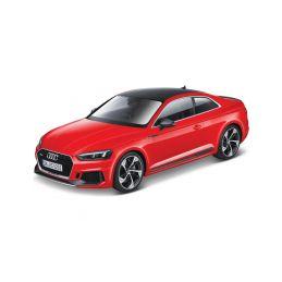 Bburago Audi RS 5 Coupe 1:24 červená - 1
