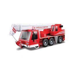Bburago hasičský jeřáb - 1