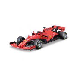 Bburago Ferrari SF90 1:43 #5 Vettel - 1