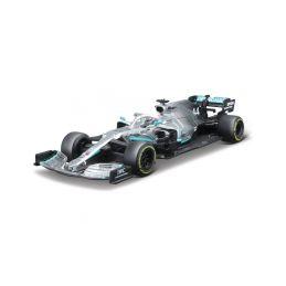 Bburago Mercedes W10 1:43 #44 Hamilton - 1
