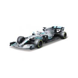 Bburago Mercedes W10 1:43 #77 Bottas - 1