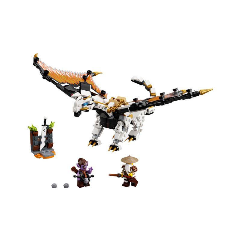 LEGO Ninjago - Wu a jeho bojový drak - 1