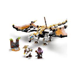 LEGO Ninjago - Wu a jeho bojový drak - 4