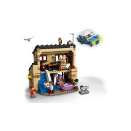 LEGO Harry Potter - Zobí ulice 4 - 5