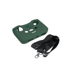 MAVIC AIR 2 / Mini 2 - Silikonová ochrana vysílače + popruh vysílače (Green) - 1