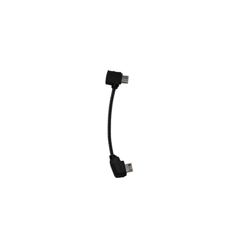 Nylonový Kabel k dálkovému ovládání Type-C (Mavic) - 1