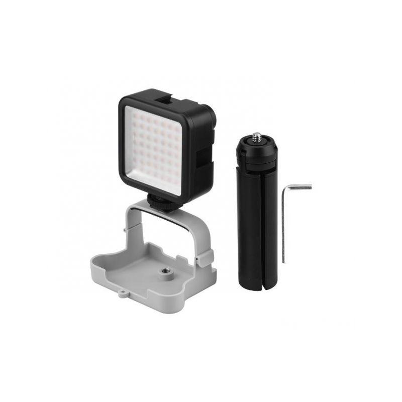 MAVIC MINI - Držák pro ruční natáčení + LED - 1